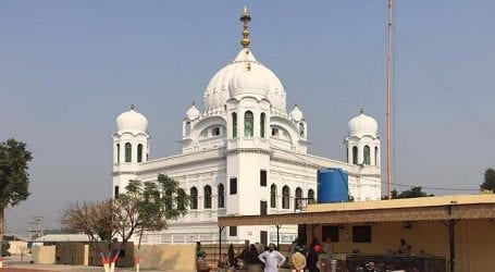 Indo-Pak officials to meet today over Kartarpur project