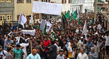 Kashmiris to observe India's Republic Day as 'Black Day' today