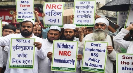 India strips 1.9mn illegal Muslim immigrants of Assam