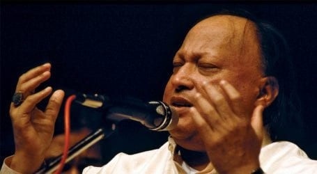 Music-lovers observe 23rd death anniversary of Nusrat Fateh Ali Khan