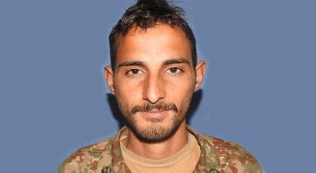 Another soldier embraces martyrdom in LoC firing: ISPR