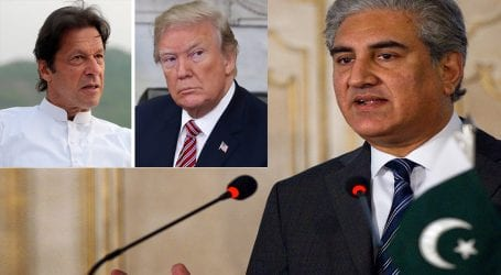 Trump calls PM Khan over tension in Kashmir