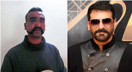Abbasi to play Indian pilot Abhinandan in upcoming movie