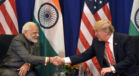 G7 summit: Trump to discuss IOK issue with Modi today