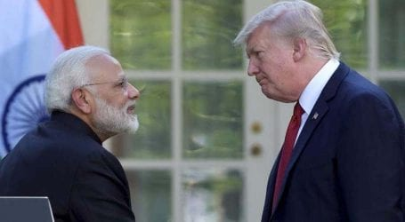 Trump to discuss IOK issue with Modi in G7 summit