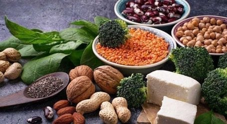 Eating more plant protein linked to longer life