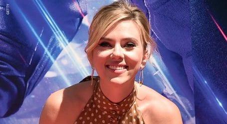 Scarlett Johansson named world's highest paid actress