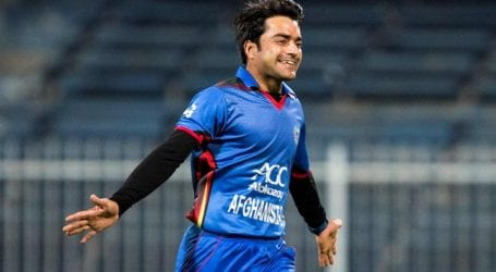Afghanistan's Rashid Khan becomes youngest captain at 20
