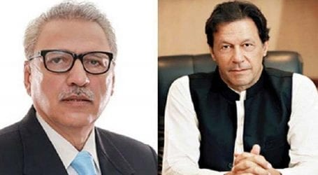 President Alvi, PM Imran wish nation a blessed Ramazan