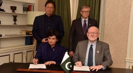 Bill Gates Foundation plans to provide $200mln to Pakistan