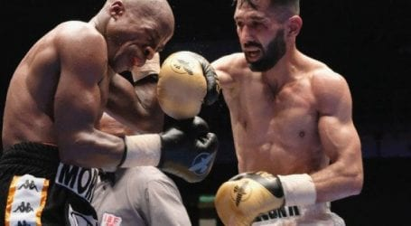 Pakistani boxer knocks out Filipino contender in a minute