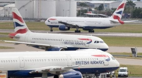 British Airways suspend operations as pilots walk out