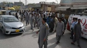 Customs seizes smuggled diesel in Balochistan