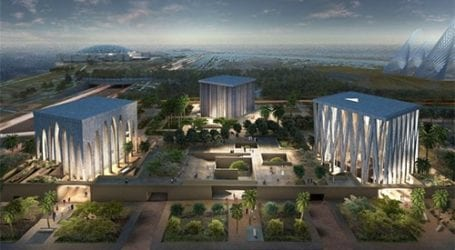 """UAE to open its first synagogue in """"Abrahamic Family House"""""""