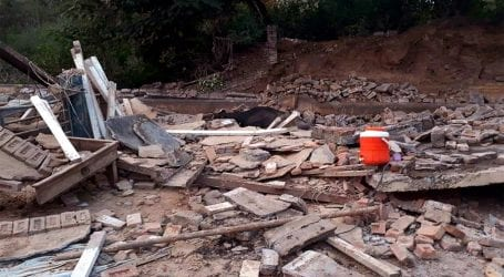 NDMA reveals damages occurred in AJK earthquake