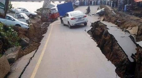 Earthquake jolts across the country injures at least 53