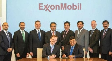 ExxonMobil signs LNG deal with a private Pakistani company