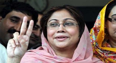 ECP reserves verdict on plea seeking Faryal Talpur's disqualification