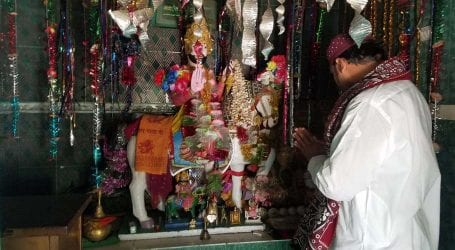 Ghotki Blasphemy: Case registered against group for vandalizing temple