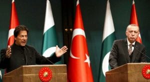 PM discusses IoK issue with Turkish President