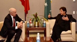 PM meets Swiss President on sidelines of UNGA session