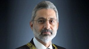 SC takes notice of threat issued to Judge Qazi Isa