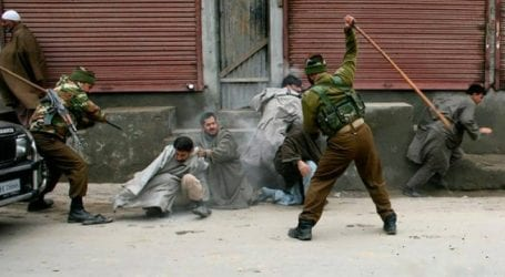 Over 210 civilians martyred by Indian troops in IoK in 2019