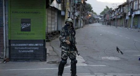 Curfew continues for 85th consecutive day in IOK