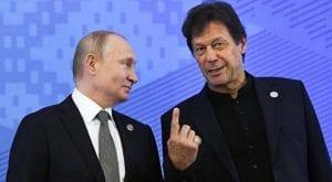 PM obliquely invites President Putin to visit Pakistan