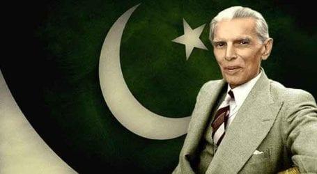 Nation celebrating 145th birth anniversary of Quaid-e-Azam