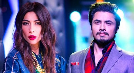 Meesha Shafi booked for smear campaign against Ali Zafar