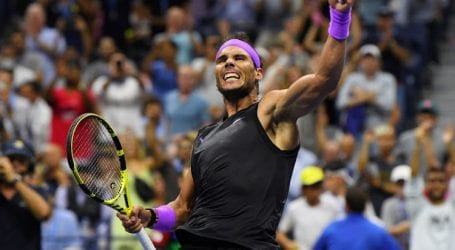 Nadal beats Medvedev to win US Open Final