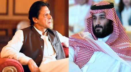 PM telephones Prince Salman to condemn attack on Aramco