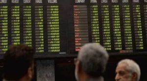 KSE-100 index gains for eight successive week