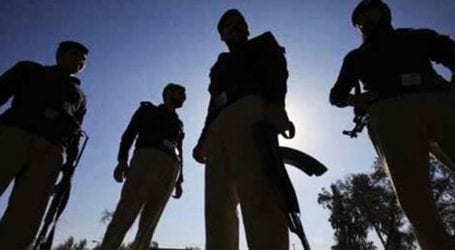 Three policemen suspended for stripping, torturing man in KP