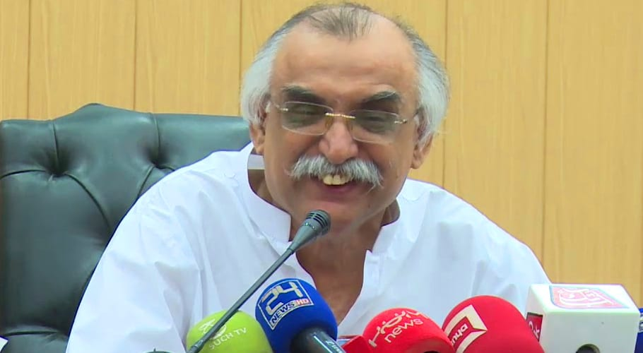 Shabbar Zaidi announces to resume office in FBR on January 20