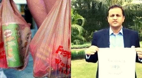 Govt to ban plastic bags in Sindh from October