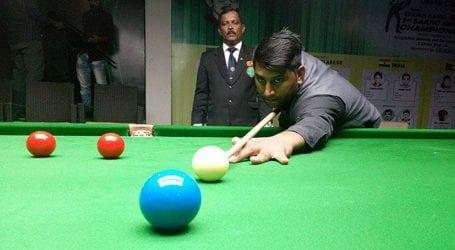 Pakistan qualifies for SAARC Snooker Championship's final