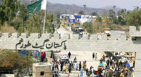 Pak-Afghan opens Torkham border on trial basis