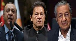 Trilateral meeting to be held between Khan, Mahathir & Erdogan today