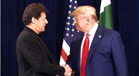 Trump again offers to mediate over Kashmir issue