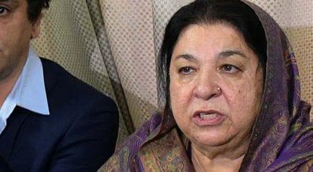 Measures taken to control dengue across Punjab: Yasmin Rashid