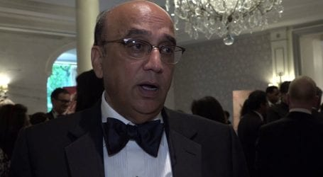 British-Pakistani businessman becomes House of Lords member