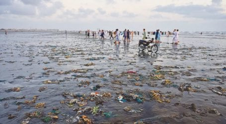 Sindh govt imposes section 144 on Clifton beach to cleanup waste