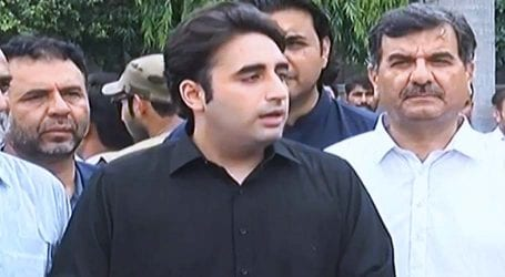 PS-11 by-polls: Bilawal Zardari holds meetings with party