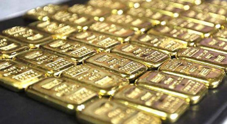 KARACHI: Gold prices reached an all-time high of Rs93,400/tola in Pakistan on Tuesday amid US-Iran tensions.