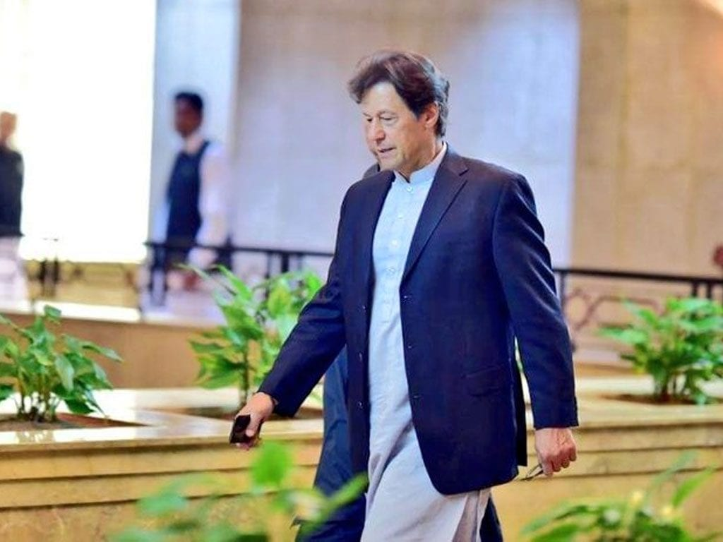 PM Imran Khan to leave for Saudi Arabia on one-day visit today