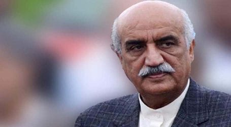 Khursheed Shah appears before accountability court in assets case