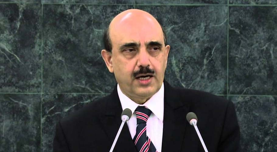 OIC must take notice of IoK's grave rights violations: Masood Khan