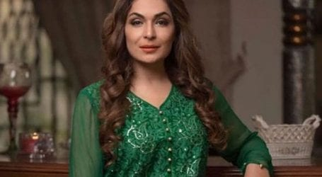 Meera quarantined at hotel after returning to Pakistan